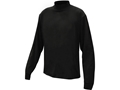 Military Surplus Mock Turtleneck Black