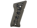 Hogue Extreme Series Grip Ruger Mark II, Mark III G-10 OD Green Camo