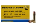 Buffalo Bore Ammunition 357 Magnum 140 Grain Barnes TAC-XP Jacketed Hollow Point Lead-Free Box of 20