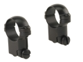 "Leupold 1"" Ring Mounts Ruger #1, 77/22 Matte High"