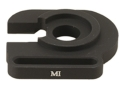 Midwest Industries Slot End Plate Sling Mount Adapter Mossberg 500, 590 12 Gauge Right Hand Aluminum Matte