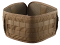 Blackhawk Enhanced Patrol Belt Pad MOLLE Compatible Nylon Coyote