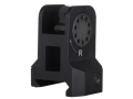 Weaver Fixed Rear Sight AR-15 Flat-Top Black