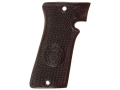 Vintage Gun Grips Star F Polymer Black