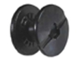 Product detail of The Outdoor Connection Chicago Screws Black Package of 6