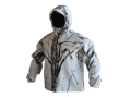 Stormkloth II Men's SKII Waterproof Fleece Jacket Polyester Stormkloth Snowstorm Camo Large
