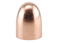 Factory Second Bullets 9mm (355 Diameter) 100 Grain Full Metal Jacket Box of 100 (Bulk Packaged)