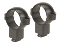 Leupold 30mm Dual-Dovetail Rings Matte Super-High