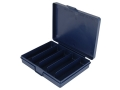 Beretta Choke Tube Box Holds 5 Plastic Blue