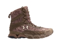 "Under Armour Valsetz 7"" Hunting Boots Synthetic Leather Timber/Desert Sand"