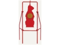 Do-All Prairie Dog Silhouette Spinning Target System 9mm to 30-06 Caliber Steel