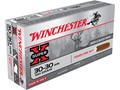 Winchester Super-X Power-Core 95/5 Ammunition 30-30 Winchester 150 Grain Hollow Point Boat Tail Lead-Free Box of 20