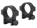 Product detail of Trijicon 30mm Accupoint Steel Picatinny-Style Rings Matte Medium
