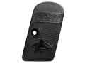 Vintage Gun Grips Colt Vest Pocket Round Top 25 ACP Polymer Black