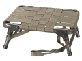 Product detail of H.S. Strut Strut Seat Chair Aluminum Frame Olive Drab Nylon Seat Black