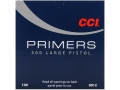 CCI Large Pistol Primers #300 Case of 5000 (5 Boxes of 1000)