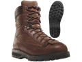 "Danner Elk Ridge GTX 8"" Waterproof 1000 Gram Insulated Hunting Boots Leather and Nylon Brown Mens 7 D"