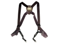 Burris Neck Relief Binocular Strap Harness Brown