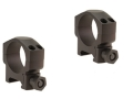 Leupold 30mm Mark 4 Picatinny-Style Rings Matte Medium Aluminum