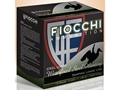 Fiocchi Speed Steel Ammunition 12 Gauge 3&quot; 1-1/8 oz #2 Non-Toxic Steel Shot Box of 25