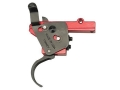 Timney Featherweight Deluxe Rifle Trigger Springfield 1903, 1903A3 with Safety 1-1/2 to 4 lb Blue