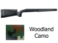 McMillan A-3 Rifle Stock Remington 700 BDL Long Action Varmint Barrel Channel Fiberglass Semi-Inletted