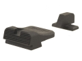 Product detail of Heinie SlantPro Sight Set Sig Sauer P220, P229 Steel Blue