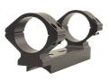Talley Lightweight 1-Piece Scope Mounts with Integral 1&quot; Rings Thompson Center Encore, Omega, Triumph Matte Low