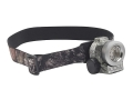Browning Nitro Headlamp Luxeon LED with Red and Blue LEDs with Batteries (1 CR123A Lithium) Polymer Mossy Oak Break-Up Camo