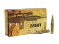 Federal Fusion Modern Sporting Rifle Ammunition 308 Winchester 150 Grain Spitzer Boat Tail Box of 20