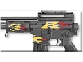 Product detail of Lauer DuraCoat EasyWay Camo Stencil Kit Only Flame