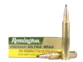 Remington Premier Ammunition 300 Remington Ultra Magnum 150 Grain Swift Scirocco 2 Polymer Tip Box of 20