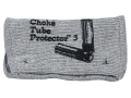 Sack-Ups Choke Tube Case Silicon-Treated Cotton Gray