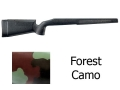 McMillan A-3 Rifle Stock Remington 700 ADL Short Action Varmint Barrel Channel Fiberglass Semi-Inletted