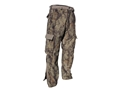 "Natural Gear Men's Winter-Ceptor Windproof Fleece Pants Polyester Natural Gear Natural Camo Large 35-39 Waist 32-1/2"" Inseam"