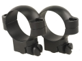 Leupold 30mm Ring Mounts Ruger #1, 77/22 Matte Medium