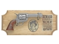 Collector&#39;s Armoury Replica Civil War Billy &quot;The Kid&quot; Deluxe Non Firing Pistol and Frame Set