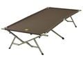 Slumberjack Big Cot XL Camp Cot 40&quot; x 86&quot; x 20&quot; Aluminum Frame Black Polyester Top Olive Drab