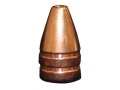 Copper Only Projectiles (C.O.P.) Solid Copper Bullets 460 S&W Magnum (452 Diameter) 200 Grain Hollow Point Lead-Free Box of 20