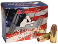Hornady American Gunner Ammunition 45 ACP 185 Grain XTP Jacketed Hollow Point Box of 20