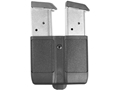 BLACKHAWK! CQC Double Magazine Pouch Single Stack Polymer Black