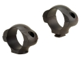 Product detail of Redfield 1&quot; Standard Rings Top Screw Matte Low
