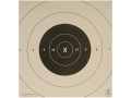 NRA Official Pistol Targets Repair Center B-8C Timed and Rapid Fire Tagboard Package of 100