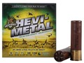 Hevi-Shot Hevi-Metal Waterfowl Ammunition 10 Gauge 3-1/2&quot; 1-3/4 oz BB Hevi-Metal Non-Toxic Shot Box of 25