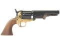 Pietta 1851 Navy Brass Frame Black Powder Revolver Blue Barrel