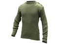 Military Surplus British Commando Sweater Grade 2 Olive Drab