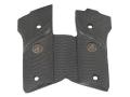 Product detail of Pachmayr Signature Grips with Backstrap S&W 59, 459 Rubber Black