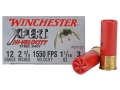"Winchester Xpert High Velocity Ammunition 12 Gauge 2-3/4"" 1-1/16 oz #3 Non-Toxic Steel Shot Box of 25"