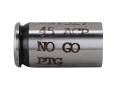 PTG Headspace No-Go Gage 45 ACP