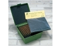Product detail of MTM 100-Round Ammo Box Foam Insert